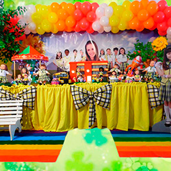 3b0b83f21 Aluguel de Decoração de Festa Infantil tema Carrossel