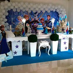 Decoração Frozen Para Festa